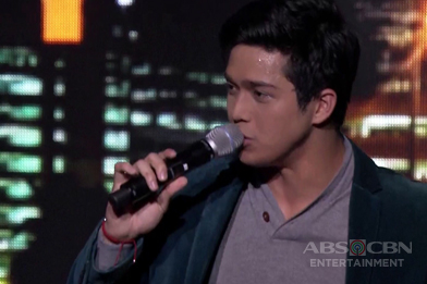 Elmo Magalona sings 'Kay Dali'