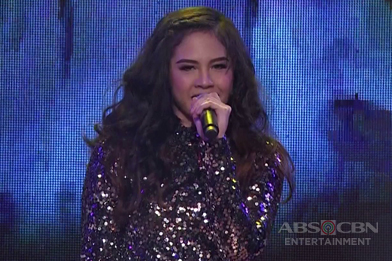 Janella Salvador sings 'Black Magic'