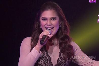 Vina Morales sings