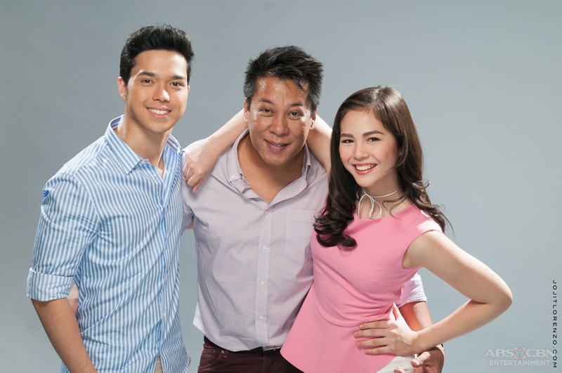 BEHIND-THE-SCENES: Born For You Cast Pictorial