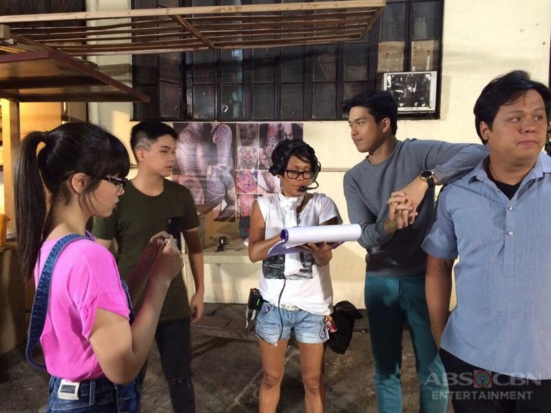 Behind The Scene Photos: My Road Manager - Episode 10