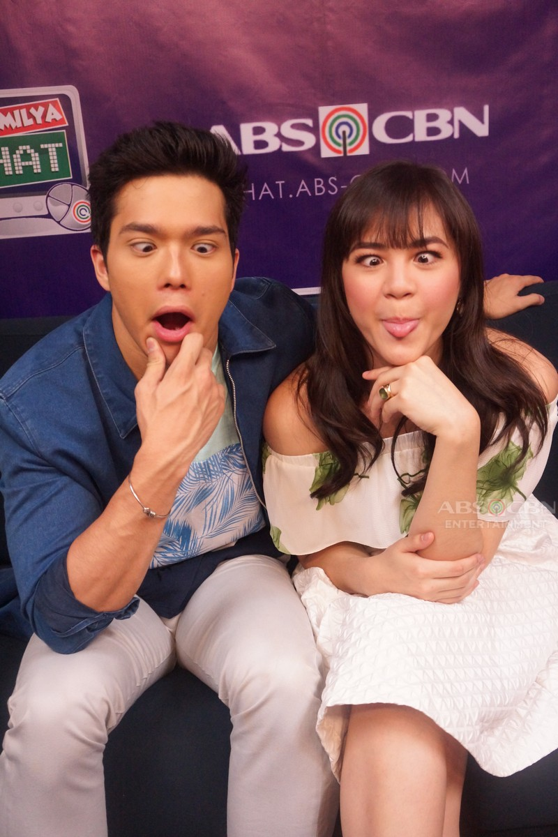 PHOTOS: Elmo and Janella in their wackiest