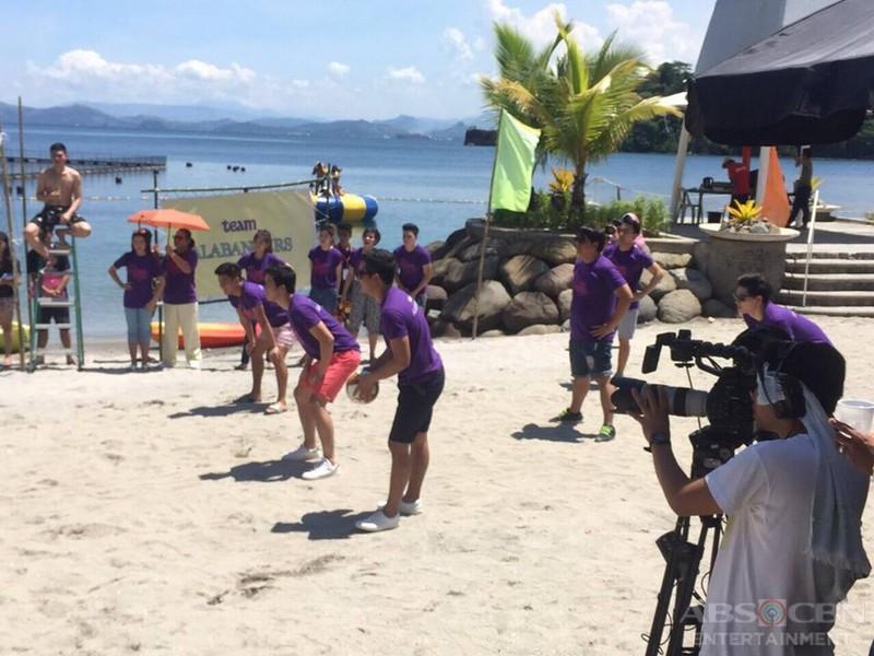 Behind The Scene Photos: Beach Adventure - Episode 21