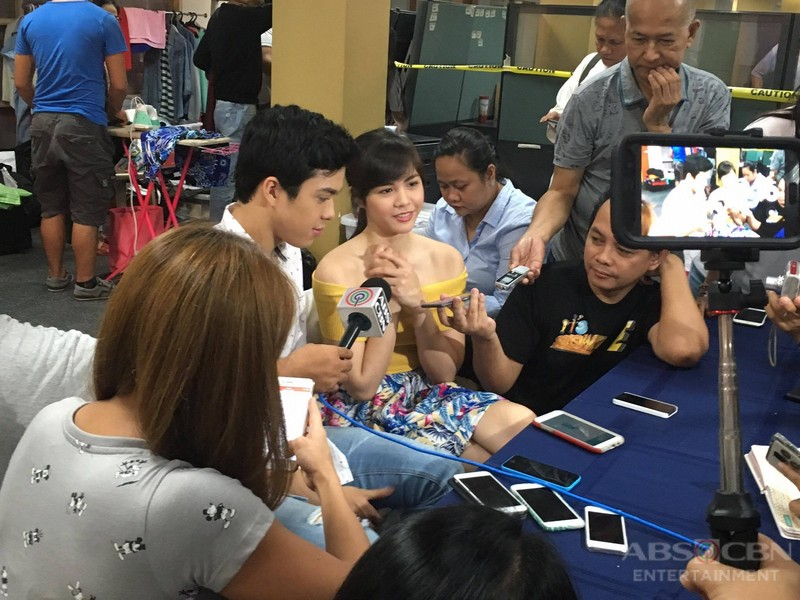 PHOTOS: Born For You Finale Set Visit