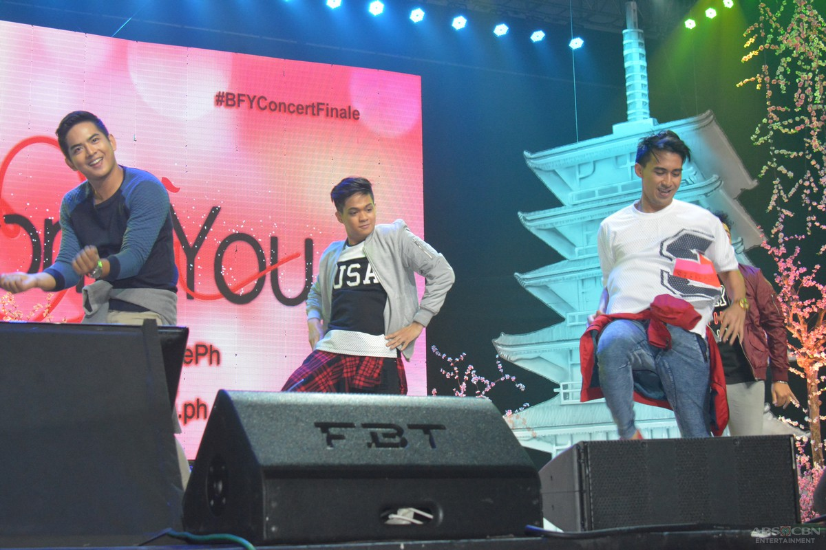 """Born For You """"The Live Concert Finale"""""""