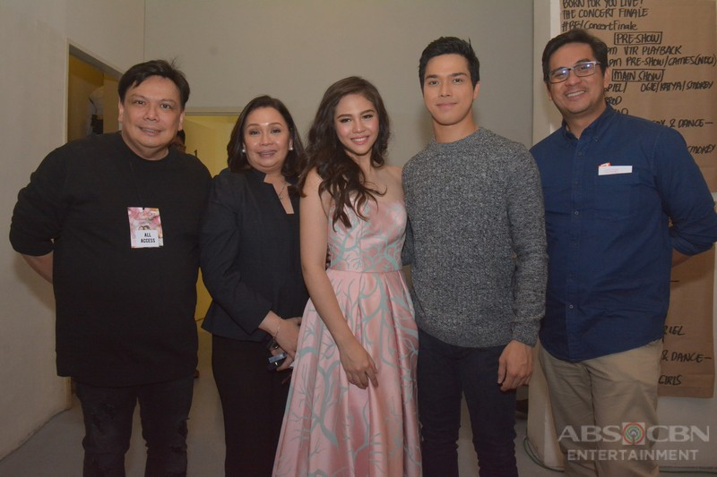 """Behind The Scene Photos: Born For You """"The Live Concert Finale"""""""