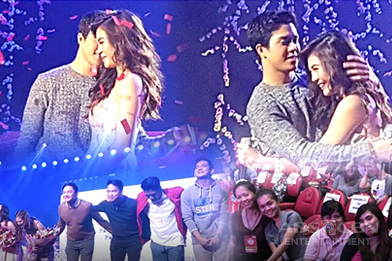 Born For You gave fans of Born For You a rare Kapamilya Experience