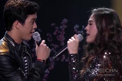 Janella Salvador and Elmo Magalona sing 'Ikaw' Thumbnail